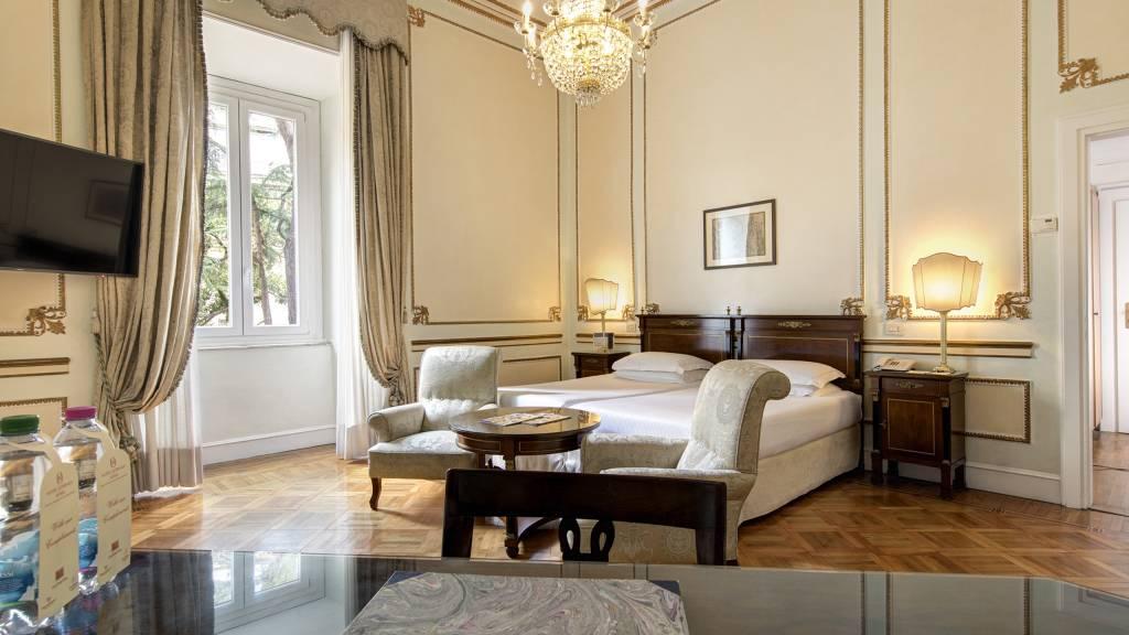 Hotel Quirinale Rome Executive Room