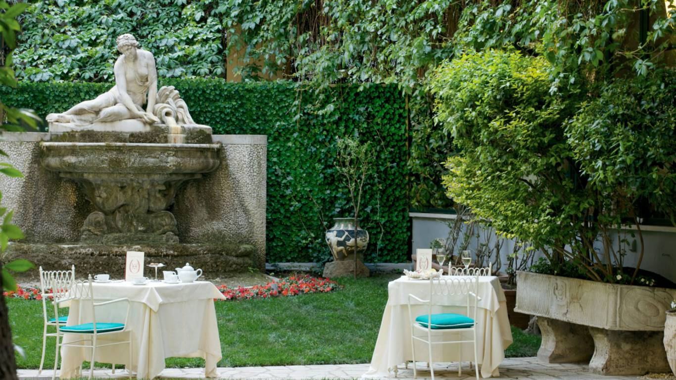 Hotel Quirinale Rome | Official Site | Hotel 4 Stars