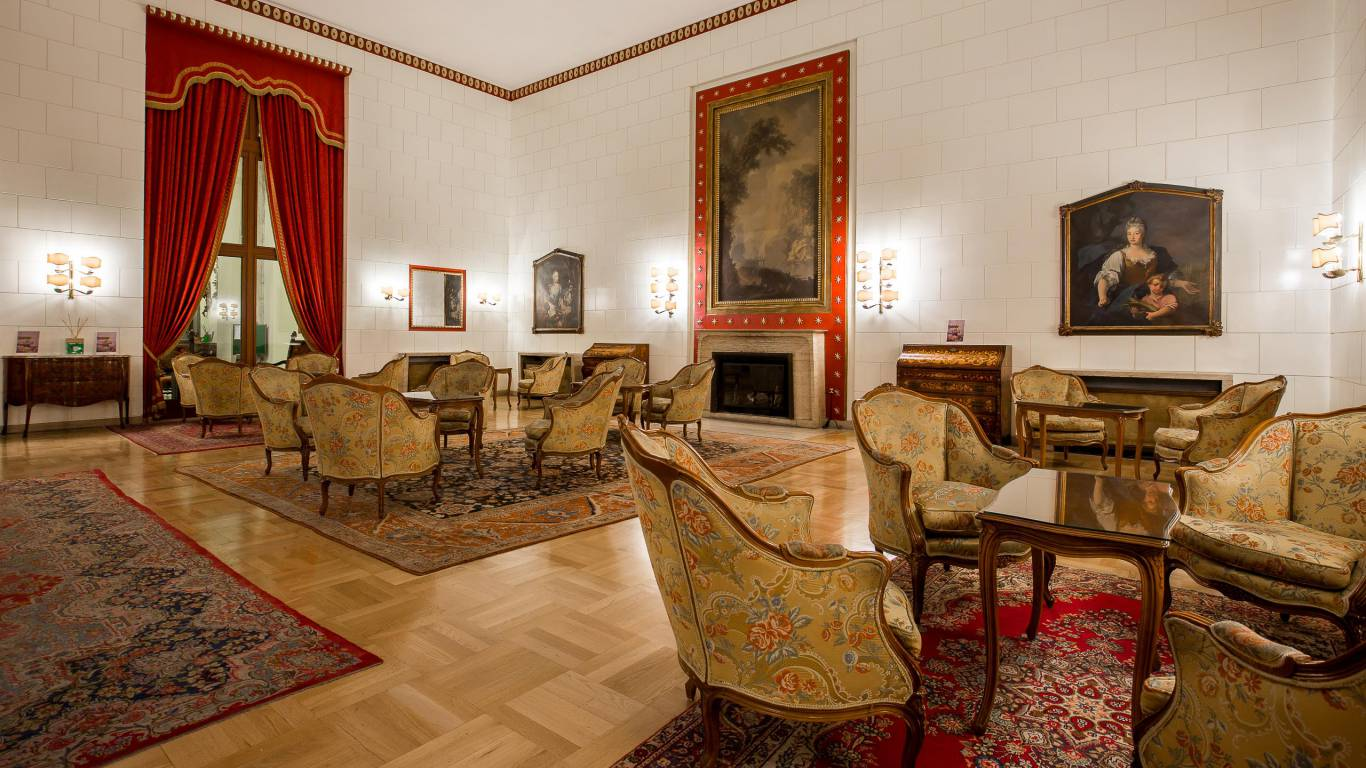 Hotel Quirinale Rome Official Site Hotel 4 Stars