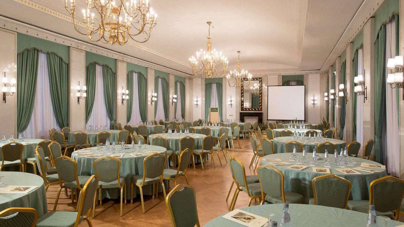 Hotel-Quirinale-Roma-meeting-Sala-Verdi-Cabaret-style