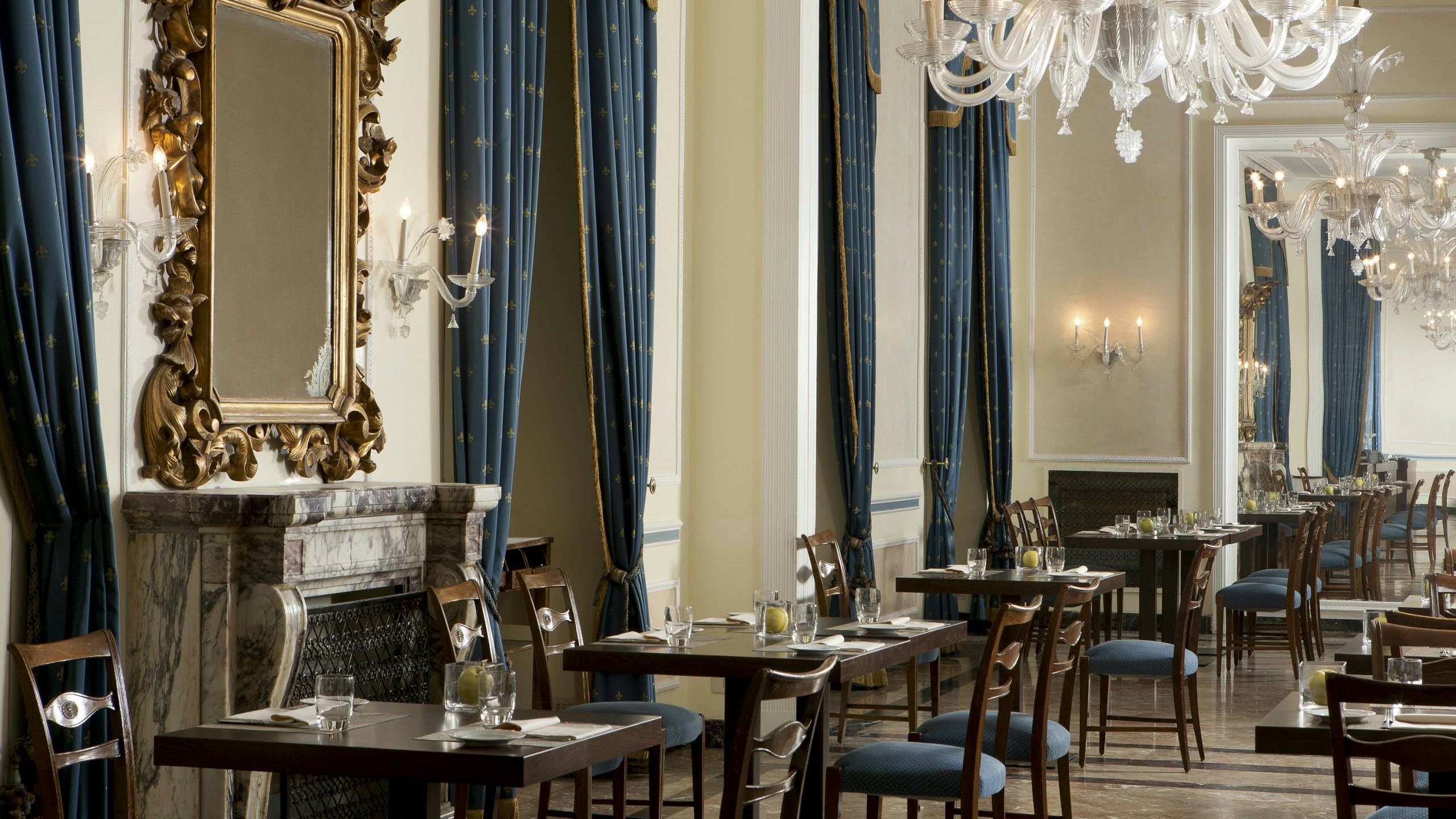 Hotel-Quirinale-Roma-ristorante-rossini